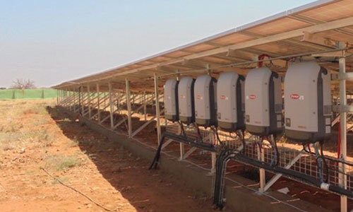 Berbera hybrid power plant, Somalia